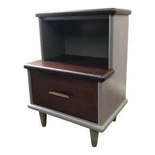 Vintage Mid-Century Nightstand