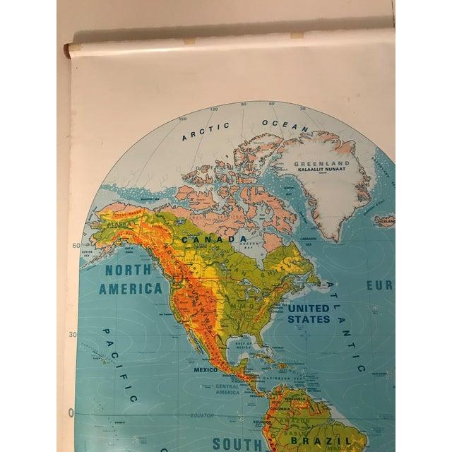 Large School World Map - Image 3 of 6
