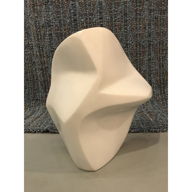 Stone Hand Carved Marble Sculpture by Xavier Jansana For Sale - Image 7 of 7