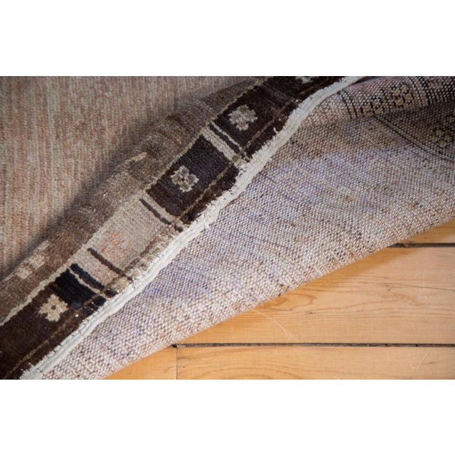 """Distressed Oushak Carpet - 7' X 9'1"""" For Sale - Image 10 of 11"""