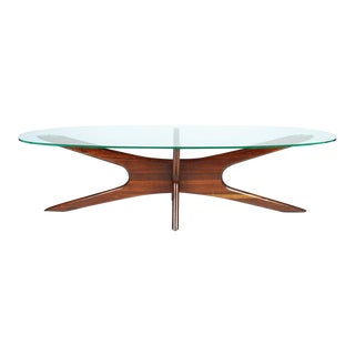 "Adrian Pearsall Elongated ""Jacks"" Cocktail Table For Sale"