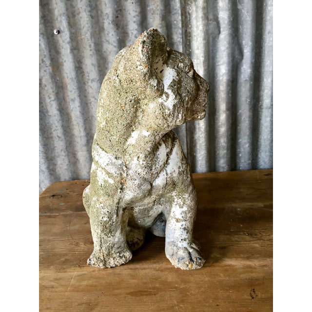 Vintage Concrete Tiger Cub - Image 6 of 7