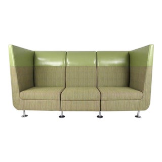 Stylish Modern Booth Style Sofa For Sale