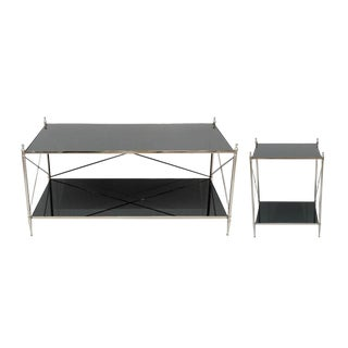 Wade Coffee & Side Table - a Pair