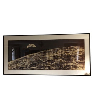 "Original ""Earth From the Moon"" First Photograph For Sale"