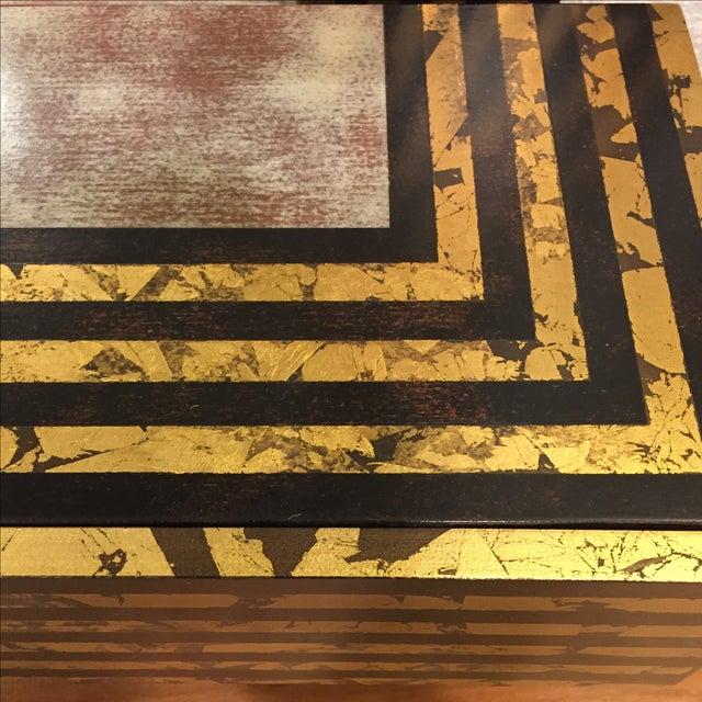 Original Mutrux Shelf Kesler Art Mirror - Image 9 of 9