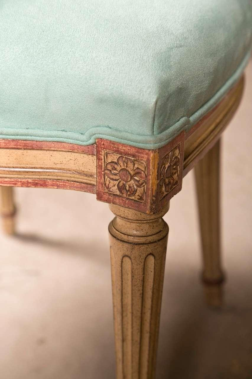 Maison Jansen Louis XVI Style Dining Chairs   S/4   Image 3 Of 9