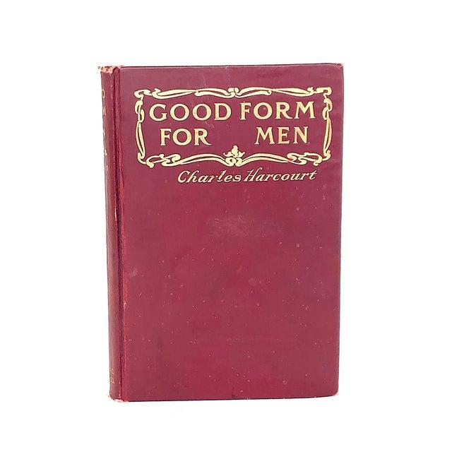 Antique Victorian Etiquette Book for Men For Sale - Image 13 of 13