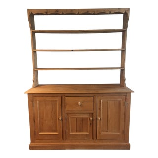 Antique English Hutch