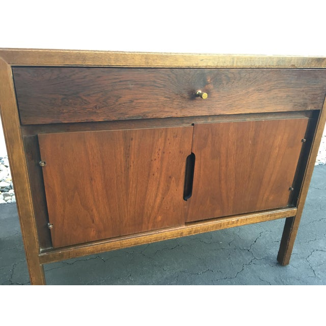 Wood Mid-Century Basic Witz Nightstands - A Pair For Sale - Image 7 of 11