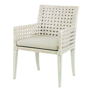 Century Furniture Litchfield Arm Chair, Peninsula For Sale