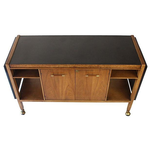 Mid-Century Modern Bar Cart or Serving Cart - Image 5 of 7