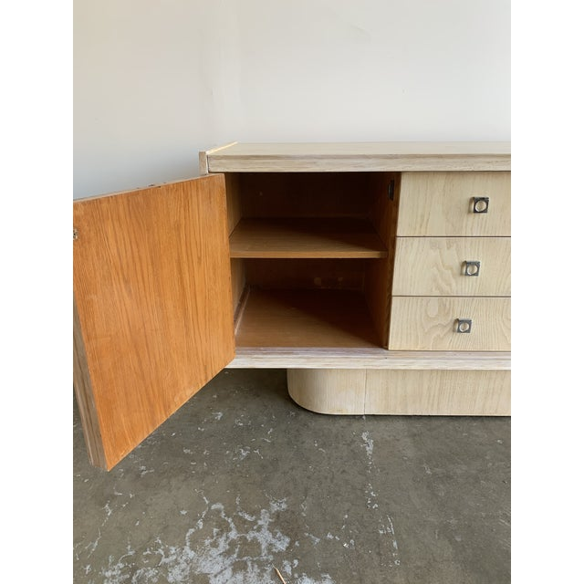 1970s Canadian Brutalist Sideboard For Sale In Los Angeles - Image 6 of 13