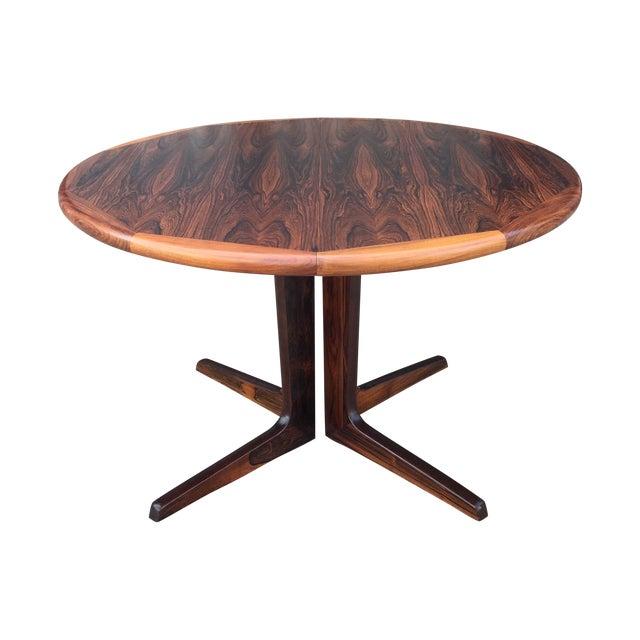 Danish Modern Dining Table - Image 1 of 7
