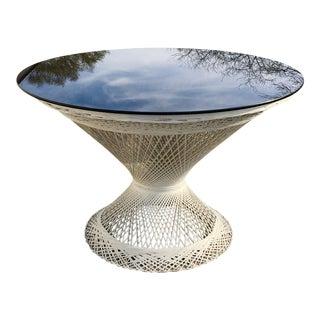 Russell Woodard Spun Fiberglass Table