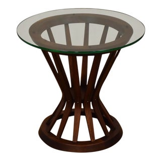 Edward Wormley for Dunbar Sheaf of Wheat End Table For Sale