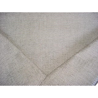 Zinc Gormley Driftwood Textured Chenille Weave Upholstery Fabric - 5 7/8 Yards For Sale
