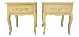 Image of French Country Nightstands