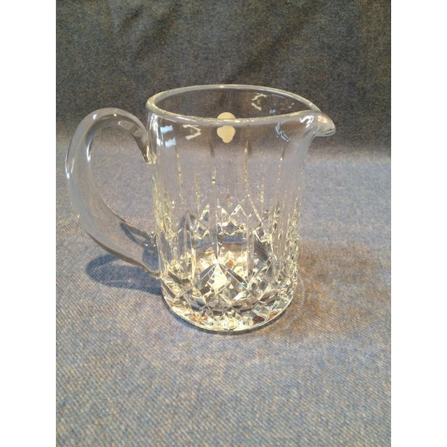 Waterford Crystal Lismore 1.5 Pint Pitcher - Image 3 of 4