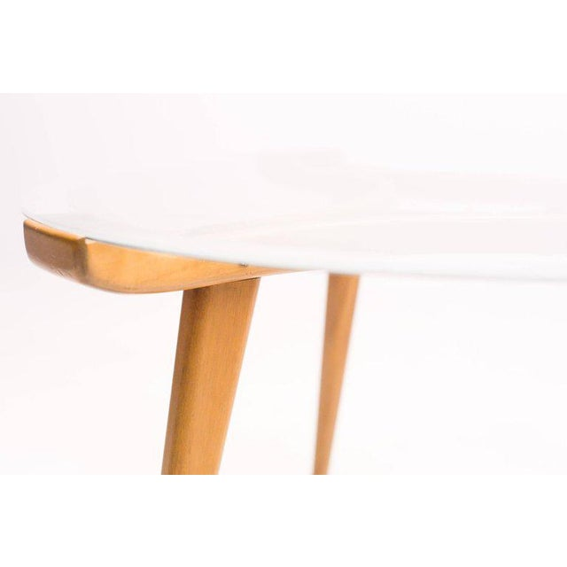 Coffee Table in Walnut by William Watting for Fristho For Sale - Image 6 of 7