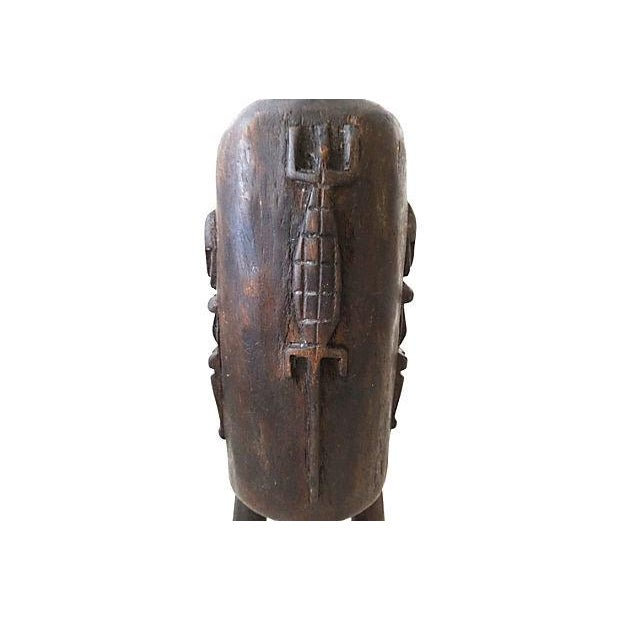 African Dogon Wood Box For Sale - Image 5 of 6