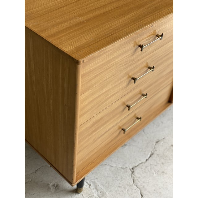 Mid-Century Modern 1960s Mid Century Dresser by Milo Baughman for Drexel For Sale - Image 3 of 12