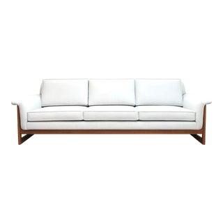 Mid Century Modern Folke Ohlsson Dux Sofa For Sale