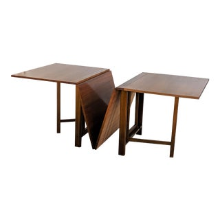"Danish Modern Bruno Mathsson ""Maria"" Expandable Table For Sale"