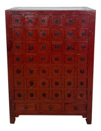 Image of Apothecary Cabinets