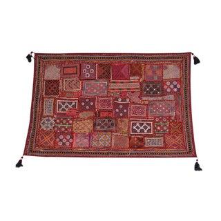 Tasseled Jaislmer Tapestry For Sale