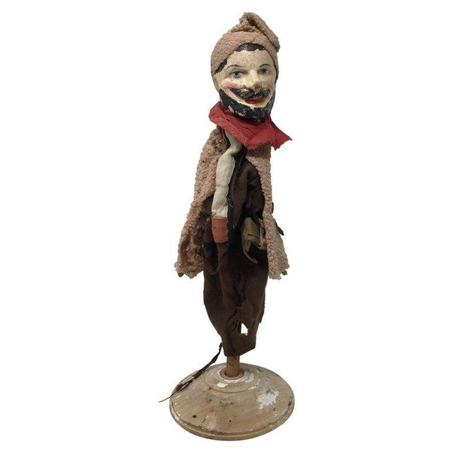 Antique French Marionette For Sale - Image 11 of 11