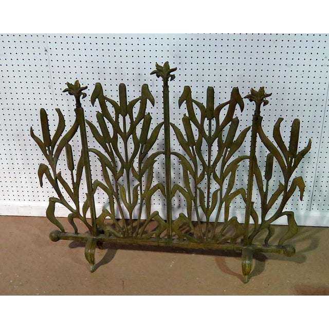 Art Deco Fireplace Screen For Sale - Image 4 of 5