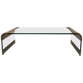 Leon Rosen for Pace Large Coffee or Cocktail Table For Sale