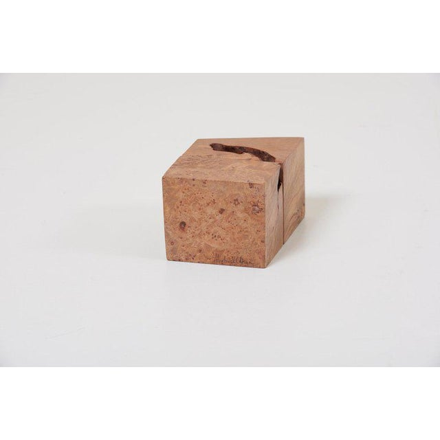 2000 - 2009 Studio Box by American Craftsman Michael Elkan, Us 'No 3' For Sale - Image 5 of 6