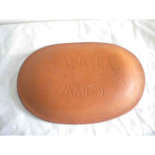 Artisan Salmon Platter by Toni Maury - Image 4 of 4
