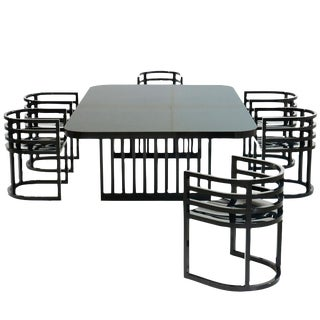Richard Meier Dining Set For Sale