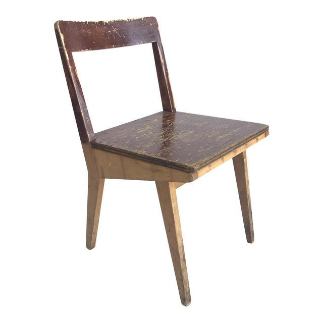 1940s knoll jens risom side chair chairish - Jens risom side chair ...
