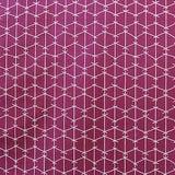 Image of Amethyste Fabric Criss Cross Panel by Ferrick Mason For Sale