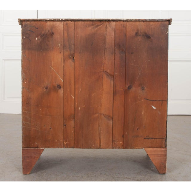 20th Century English Edwardian Painted Chest For Sale - Image 4 of 9