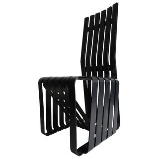 Frank Gehry High Sticking Chair For Sale