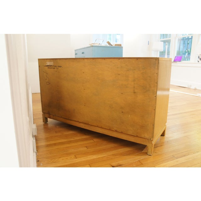 1950s Landstrom Chinoiserie Dresser For Sale - Image 5 of 8