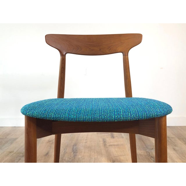 1960s Harry Østergaard for Randers Møbelfabrik Dining Chairs - Set of 8 For Sale In Seattle - Image 6 of 13