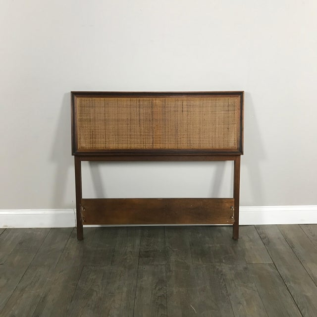 Midcentury Modern Twin Bed Frame - Image 3 of 6
