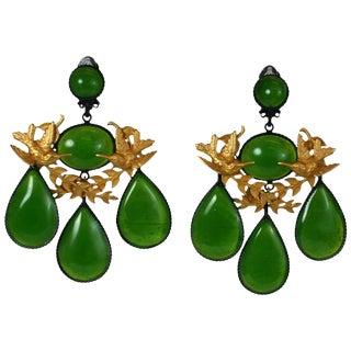 Mwlc Girandole Garland Earrings For Sale