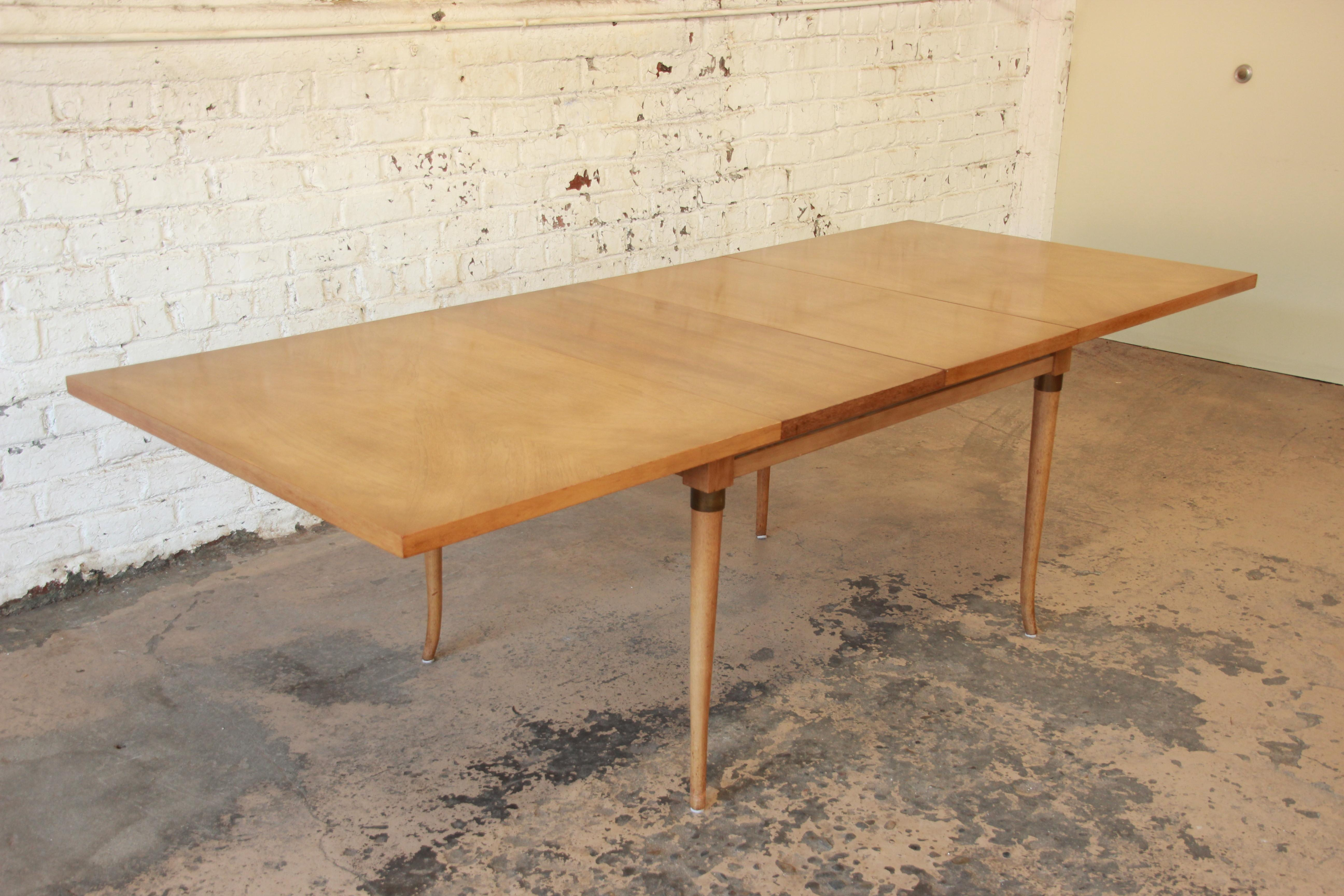 Merton Gershun For American Of Martinsville Dining Table   Image 3 Of 11
