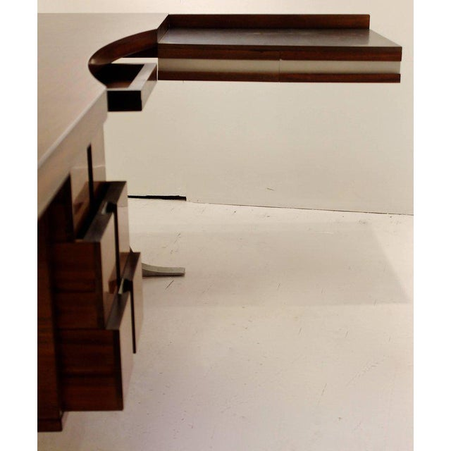 "1950s ""Terni"" Ico Parisi Desk for Mim Editions, Italy 1958 For Sale - Image 5 of 10"