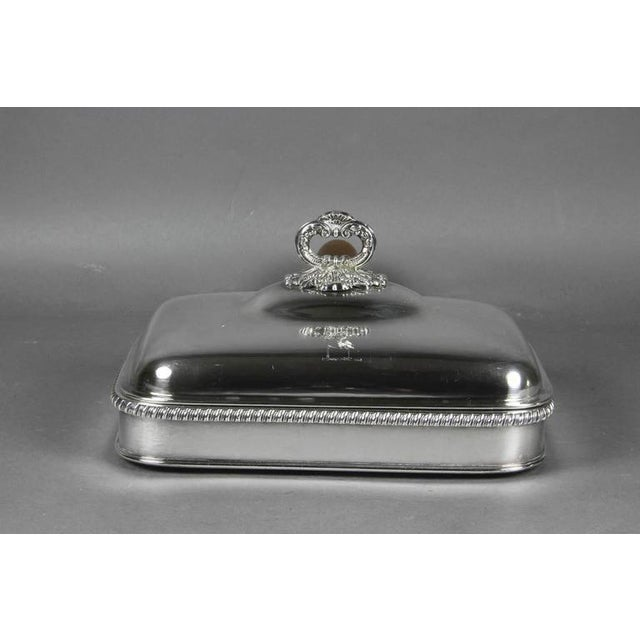 Regency Silver Plated Toasted Cheese Dish by Matthew Boulton - Image 5 of 10