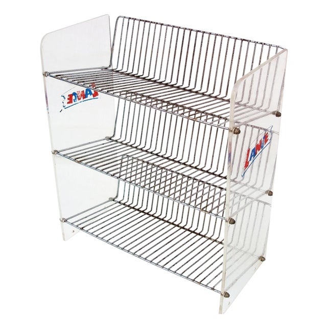 Lance Industrial Metal Three-Tier Storage Rack - Image 1 of 7