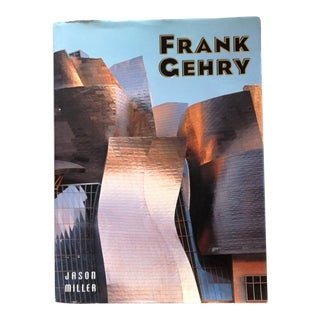 Frank Gehry by Jason Miller Book For Sale