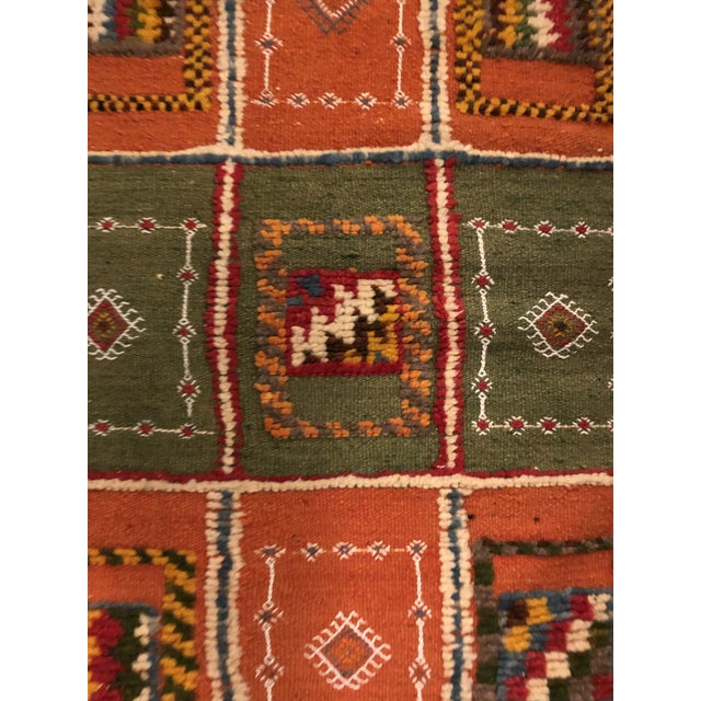 """2010s Modern Moroccan Berber Rug-2'1'x3'3"""" For Sale - Image 5 of 7"""